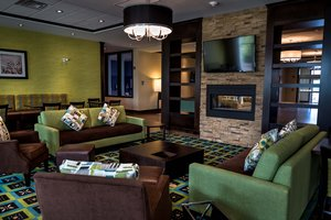 Lobby - Holiday Inn Express Hotel & Suites Spruce Grove