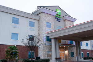 Exterior View Holiday Inn Express Hotel Suites New Boston