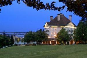 Exterior view - Kimpton RiverPlace Hotel Portland