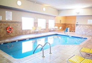 Fitness/ Exercise Room - Fairfield Inn by Marriott Ankeny