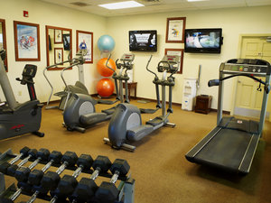 Fitness/ Exercise Room - Desmond Hotel & Conference Center Albany
