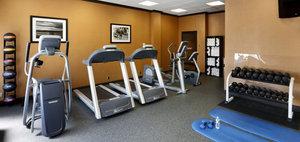 Fitness/ Exercise Room - Holiday Inn Somerville