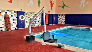 Pool - Holiday Inn Somerville