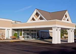 Exterior view - Holiday Inn Mansfield