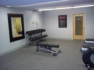 Fitness/ Exercise Room - Holiday Inn Mansfield