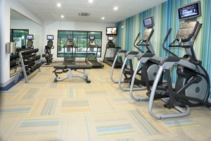Fitness/ Exercise Room - Holiday Inn Hotel & Suites Newport News