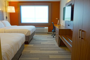 Room - Holiday Inn Express Hotel & Suites I Street Omaha