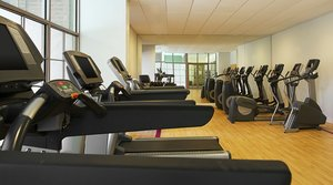 Fitness/ Exercise Room - Crowne Plaza Hotel Annapolis