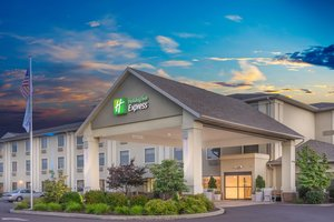 Exterior view - Holiday Inn Express Bloomsburg