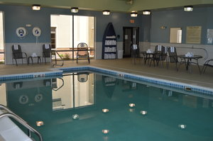 Pool - Holiday Inn Express Bloomsburg