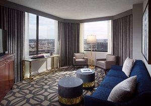 Suite - Omni Hotel Richmond