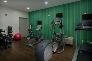 Fitness/ Exercise Room - Holiday Inn Express Hotel & Suites Lawrence