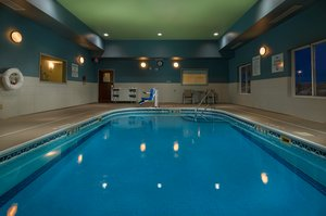 Pool - Holiday Inn Express Hotel & Suites Lawrence