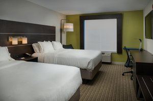 Room - Holiday Inn Express Hotel & Suites Lawrence