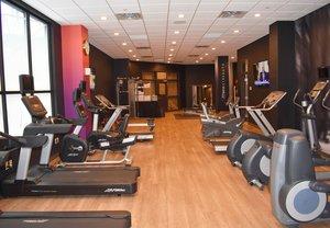 Fitness/ Exercise Room - Marriott Hotel St Louis Park
