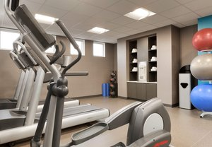 Fitness/ Exercise Room - Fairfield Inn by Marriott King of Prussia