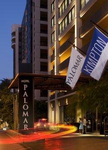 Exterior view - Kimpton Hotel Palomar Los Angeles