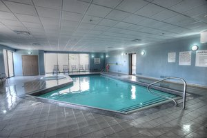 Pool - Holiday Inn Express Hotel & Suites Airport West Mississauga