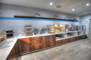 Restaurant - Holiday Inn Express Hotel & Suites Airport West Mississauga