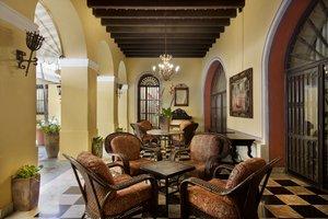 Lobby - Hotel El Convento Old San Juan