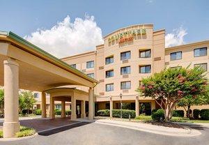 Exterior View Courtyard By Marriott Hotel Airport Roanoke