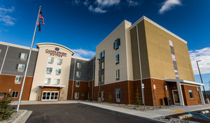 Exterior view - Candlewood Suites Fairbanks