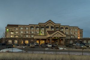 Exterior view - Holiday Inn Lethbridge
