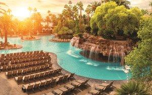 Pool Mgm Mirage Hotel Las Vegas