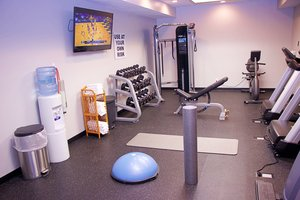 Fitness/ Exercise Room - Holiday Inn Express Hotel & Suites Fort Pierre