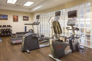 Fitness/ Exercise Room - Holiday Inn Airport Manchester