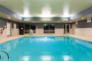 Pool - Holiday Inn Hotel & Suites Brigham City