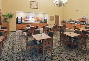 Restaurant - Holiday Inn Express Hotel & Suites Fort Pierre