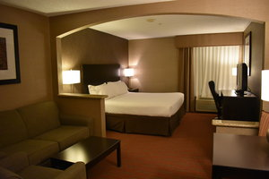Suite - Holiday Inn Express Hotel & Suites Garden City