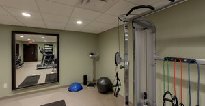Fitness/ Exercise Room - Staybridge Suites Research Parkway Ann Arbor