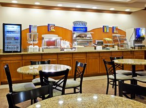 Restaurant - Holiday Inn Express Hotel & Suites Howell