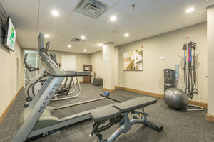 Fitness/ Exercise Room - Holiday Inn Hotel & Suites Peachtree City