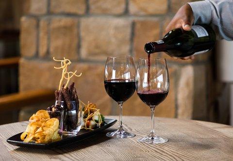 Laguna Lounge - Wine Tasting Platter