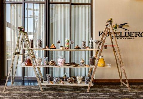 Kogelberg Centre -Tea Break Setup