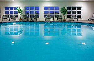 Pool - Holiday Inn Express Stevens Point