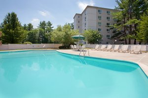 Pool - Holiday Inn Salem