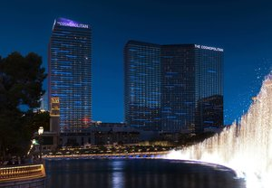 Exterior view - Cosmopolitan Hotel of Las Vegas