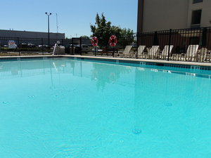 Pool - Holiday Inn Express Mechanicsburg