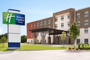 Exterior view - Holiday Inn Express & Suites Clear Spring