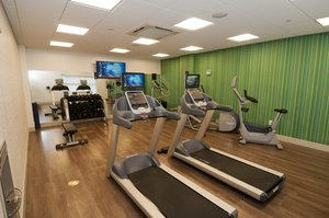 Fitness/ Exercise Room - Holiday Inn Express Johnstown