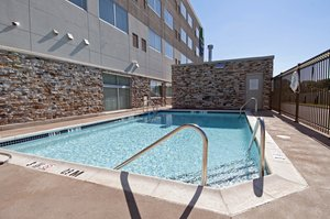 Pool - Holiday Inn Express Johnstown