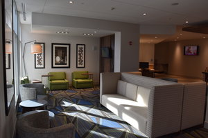 Lobby - Holiday Inn Express Johnstown