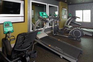 Fitness/ Exercise Room - Holiday Inn Express Hotel & Suites Airport KC