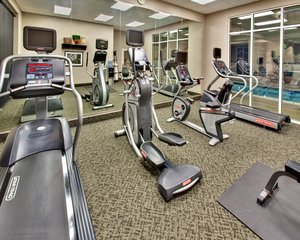 Fitness/ Exercise Room - Holiday Inn Hotel & Suites West Des Moines