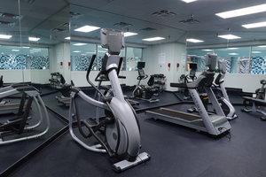 Fitness/ Exercise Room - Holiday Inn I-64 East Louisville