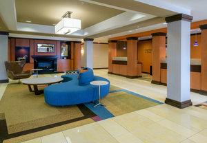 Lobby - Fairfield Inn & Suites by Marriott Kennett Square